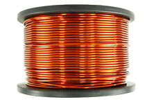 Magnet Wire 15 AWG Gauge Enameled Copper 10lb 1000ft 200C Magnetic Coil Winding