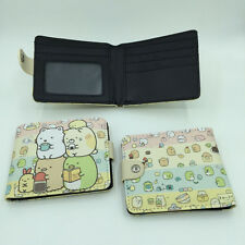 Anime High Quality Synthetic Leather Exquisite Wallet/Purse of Sumikko Gurashi