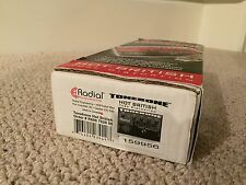 Radial Tonebone Hot British Tube Distortion Distortion Guitar Effect Pedal