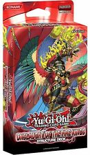 3x Yugioh Onslaught of the Fire Kings 40-Card PreConstructed Structure Deck