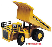 JOAL 242 Euclid R85B Dump Truck Yellow 1/50 Scale New Boxed