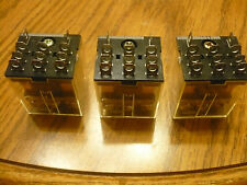 14 day WARRANTY Excellent Condition LOT OF 3 Omron LY3 Relays