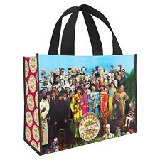 THE BEATLES - SGT PEPPERS - REUSABLE SHOPPING TOTE/GIFT BAG - MUSIC BAND 72073
