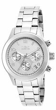 Invicta Women's 19216 Angel Analog Display Japanese Quartz Silver Watch