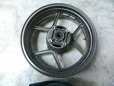 06 Kawasaki ZR 7 750 ZR750 ZR7 rear back wheel rim