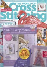 The World of Cross Stitching Magazine - Issue 254 -  2017