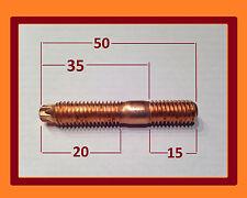 Spezial Torx-Stehbolzen M8x50 verkupfert , 10.9, hochfest / Turbolader / 2 Stück