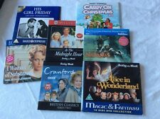 7 Assorted DVDs from Daily Mail, Daily Express, Radio Times
