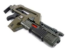 ALIENS M41A PULSE RIFLE MATRIX LIMITED EDITION OD GREEN