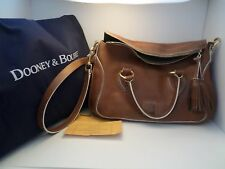 Dooney and Bourke Natural Medium Satchel previousley worn Great condition