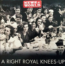 Right Royal Knees Up   8 Tracks  Original Artists   EMI   News Of The World Item