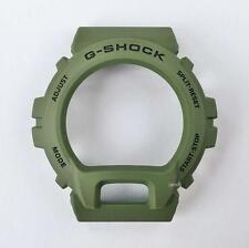 ORIGINAL CASIO G-SHOCK REPLACEMENT BEZEL, DW6901UD-3 DW-6901UD-3, MILITARY GREEN