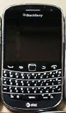 BlackBerry Bold 9900 - 8GB - Black (Unlocked) 4G Smartphone AT&T Mobile Great!