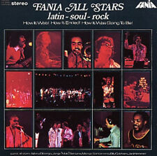 FANIA ALL STARS Latin Soul Rock FANIA RECORDS Sealed Vinyl Record LP
