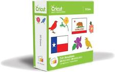 50 States Cricut Cartridge 2003096 capitals flags bird flower Geography History