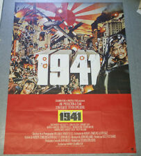 Affiche de cinéma : 1941 de Steven SPIELBERG