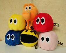 Pixels-Movie-Pac-man-Stuffed-Toy-Doll-Plush-Toys SET 6PCS