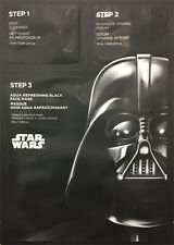 [The Face Shop] Aqua Refreshing Black Face Mask 25g - StarWars