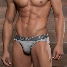 "C-IN2 Core Sport Brief Heather Grey ""X-Large"""