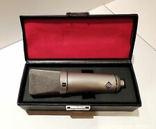 NEUMANN U89i Microphone P48 Very Clean