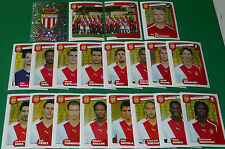 PANINI FOOTBALL FOOT 2005 AS MONACO LOUIS II ASM COMPLET FRANCE 2004-2005