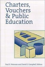 Charters Vouchers and Public Education-ExLibrary