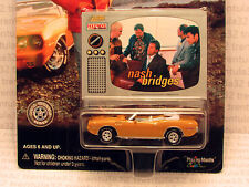HOLLYWOOD ON WHEELS NASH BRIDGES '71 HEMI CUDA 1971 PLYMOUTH JOHNNY LIGHTNING