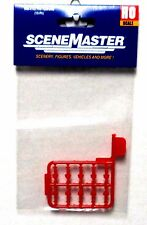 HO Scale Walthers SceneMaster 949-4145 Fire Hydrants (10) pcs
