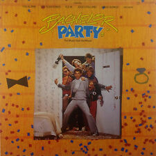 "Various - Bachelor Party  - The Music From The Movie - 12"" LP - k1567"