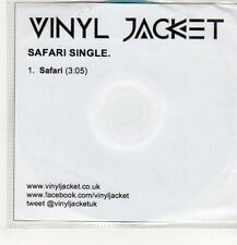 (EP203) Vinyl Jacket, Safari - 2014 DJ CD