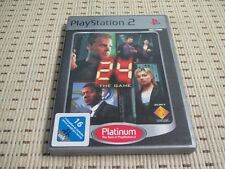 24 The Game P für Playstation 2 PS2 PS 2 *OVP*