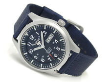 Belle Seiko 5 Sports Men Automatic 100m Watch SNZG11K1