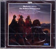 Richard WETZ 1875-1935 Ein Weihnachtsoratorium Op.53 Christmas Oratorio CPO CD