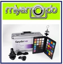 Datacolor SpyderHD Color Calibration Bundle