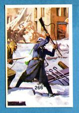 BATTAGLIE STORICHE - Ed. Cox - Figurina/Sticker n. 266 - DIFESA AD OLTRANZA -New