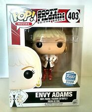 Funko Pop ENVY ADAMS Funko Shop Exclusive LE 2500 Scott Pilgrim VS The World