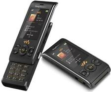 Sony Ericsson Walkman W595 - Ruby black - Mobile Phone