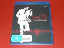 Justin Timberlake -Future/Loveshow Live From Madison Square Garden [Blu-ray+DVD]