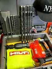 HILTI TE 17, MINT CONDITION, HEAVY DUTY CASE, 2 SETS OF FREE BITS, FAST SHIPPING