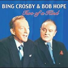 BING CROSBY & BOB HOPE - TWO OF A KIND - NEW SEALED CD