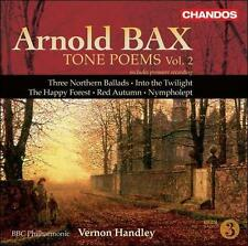 Bax: Tone Poems, Vol. 2 (CD, Mar-2008, Chandos)