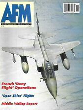 Air Forces Monthly 76 NATO Sri Lankan AF Helicopter Northern Ireland Mirage