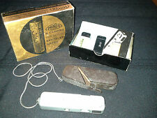 Minox B Camera with built-in Exposure Meter