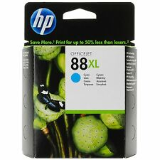 Original HP c9391a cartucho 88xl cian para OfficeJet k550