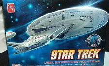 Star trek U.S.S. Enterprise NCC-1701-E  Plastic Model KIT AMT 663 Sci-Fi