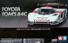 Tamiya 24289 1/24 Scale Model Group C Sports Car Kit Toyota Tom's 84C