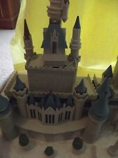 Cinderella Castle Playset Set Disney Parks Disneyland Monorail Magic Kingdom
