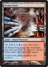 Fumarie di Vapore - Steam Vents MTG MAGIC RtR Return to Ravnica Italian