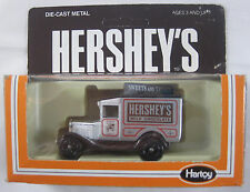 Hartoy Hershey's Diecast 'Sweets and Treats' Truck in Original Box 1979