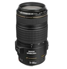 Canon 70-300mm F4-5.6 IS USM EF Autofocus Telephoto Zoom Lens, London